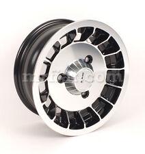 Renault R4 R5 Le Car R6 Alpine Black Polished Wheel 5.5x13 New