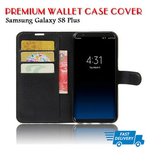 Case-Cover-For-Samsung-Galaxy-S8PLUS-Wallet-Flip-Leather-B18