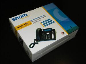 Snom 320 Voip Telefono come Nuovo 18