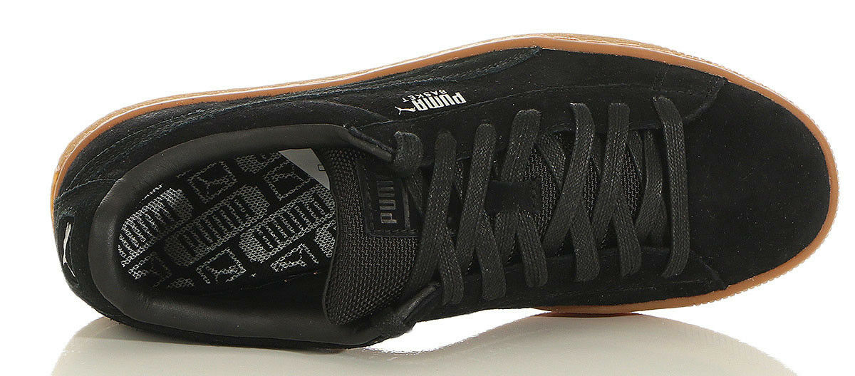 Puma Schuhe Leder Sneaker Sport Turnschuhe Sport Sneaker Running Sportschuhe Freizeitschuhe 854690