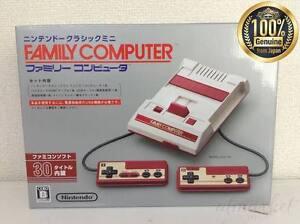 Mini-clasico-de-Nintendo-familia-computadora-Famicom-Consola-Japan-F-S-Nuevo