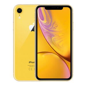 [Excellent Condition - Renewed] Apple iPhone XR 64GB - Yellow