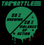 Knowing-Half-The-Battle-Violence-Action-Truck-Vinyl-Decal-Window-Sticker-Car thumbnail 7