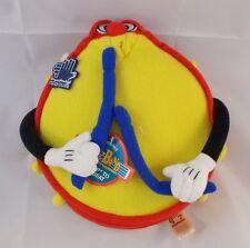 "Applause Animated Jazz Band DRUM Squeak Toy Plush 9"""