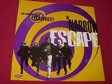 The Magnificent Escapades:  A Narrow Escape  NEAR MINT  LP 1995   Alopecia