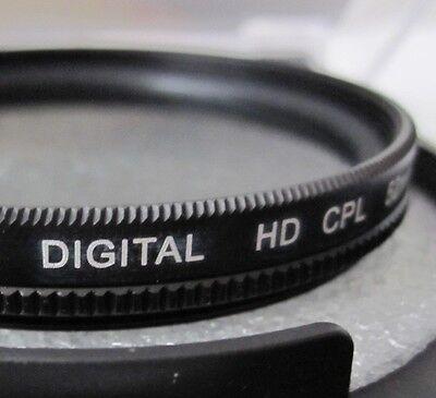 Digital Circular Polarizer lens cpl 52mm for Nikon D5200 D5100 D3200 D50 D40X