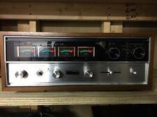 SANSUI QS-500 QUADRAPHONIC REAR CHANNEL AMPLIFIER QUAD Very Nice.