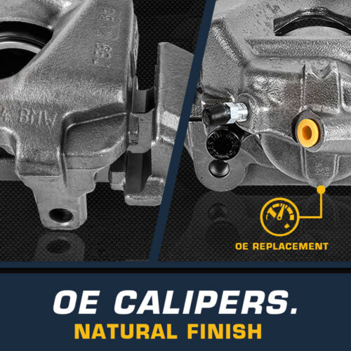 Front Brake Calipers For Chevy Silverado Sierra Yukon Savana Express Avalanche