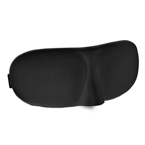3D Œil Dormant Masque pour les Voyages Revêtement Souple Blinder Bandeaux Yeax