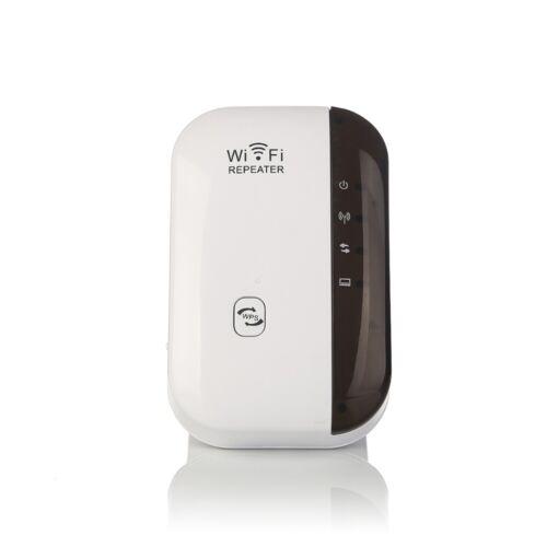 NEW WiFi Blast Wireless Repeater WiFi Range Extender 300Mbps WifiBlast Amplifier