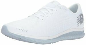 New-Balance-Men-039-s-FLCLV1-Running-Shoes-White-Grey-9-D-US