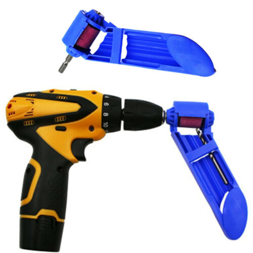 Drill Bit Sharpening Tool Portable Diamond Drill Corundum Grinding Wheel Power f
