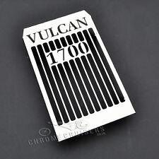 KAWASAKI VN1700 VULCAN CLASSIC CROMO COPERTURA RADIATORE GRIGLIA DI PROTEZIONE