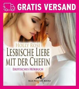 Lesbische Liebe mit der Chefin | Erotisches Hörbuch als CD
