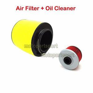 Air-Filter-Oil-Cleaner-For-Quad-ATV-Honda-Fourtrax-300-TRX300-2x4-TRX300FW-4x4