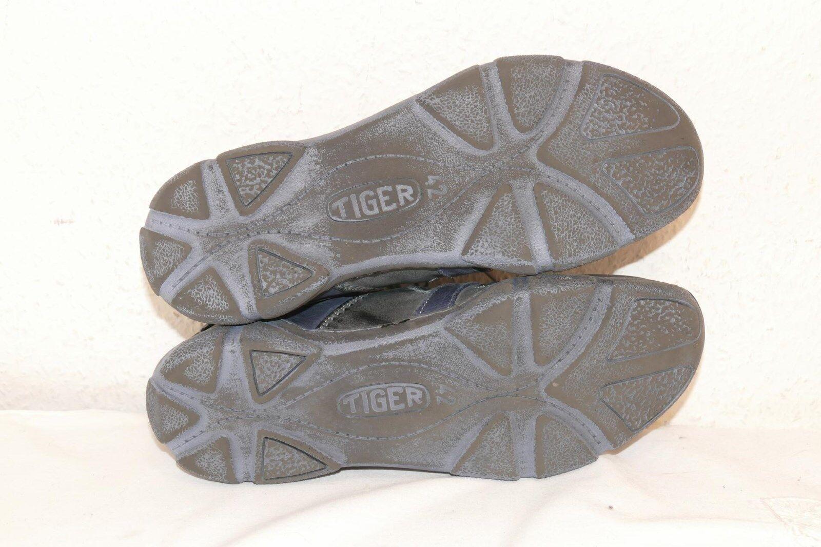 929---Abis Tiger Gr 42 blau Schnürer blau 42 Neu 12e9eb
