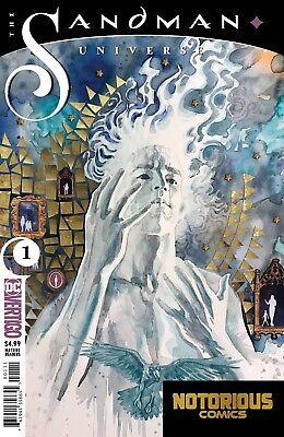 Sandman Universe #1 McKean Variant DC Comics 1st Print EXCELSIOR BIN