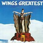 Wings (paul MC Cartney's Group) Greatest LP Vinyl European Capitol 2018 12