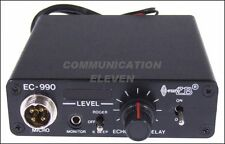 Euro CB EC-990 Echo/Reverb Kammer (Cobra/Uniden/Galaxy 4 Pin) NEU & VERPACKT