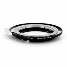 Zykkor Nikon G AF Lens to Canon EOS EF EFS Body Adapter