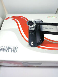 Toshiba-Camileo-Pro-HD-128-MB-Dual-Pocket-Digital-Camera-amp-Video-Camcorder-Black