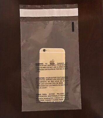 "10 12x17 Suffocation Warning Bags Self Seal 1.5MIL AMAZON FBA APPROVED 12/""x17/"""