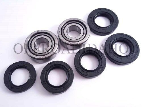 R100//7 76 77 78 REAR AXLE WHEEL BEARING SEAL KIT BMW R75//6 R90//6 1974 1975 1976