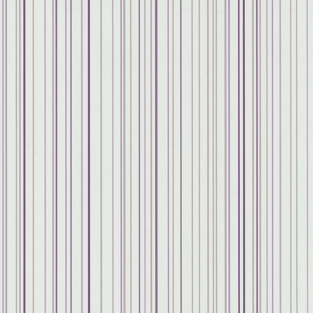 PIN STRIPE PATTERN STRIPED TEXTURED RAINBOW COLOUR WASHABLE WALLPAPER WH-PURP-TA