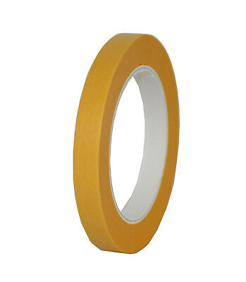 HIGH TEMP BLUE FINE LINE//AUTO MASKING TAPE 1MM X 55M 2 ROLLS ideal for models