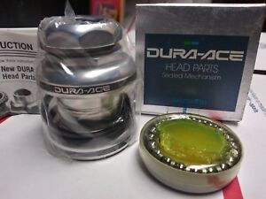 NOS-Dura-Ace-1-034-Threaded-Headset-7400-Shimano-BSC-for-MTB-Road-Bikes-VTG