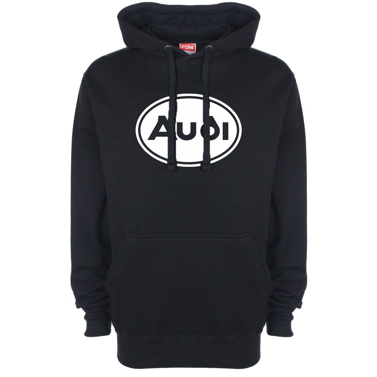 Audi Logo Hoody Hoodie Hooded Top