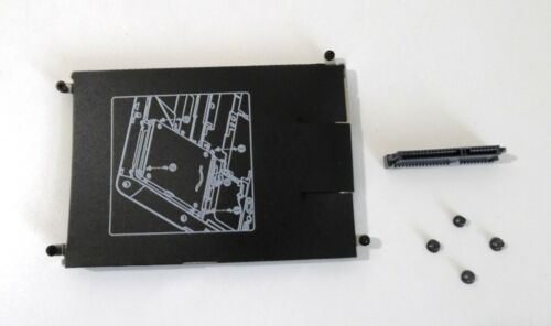 Screws 2X Hard Drive SSD Caddy Connector for HP EliteBook 820 720 725 G1 G2 US