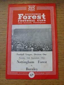 15091964 Nottingham Forest v Burnley  Light Crease Faint Foxing - Birmingham, United Kingdom - Returns accepted within 30 days after the item is delivered, if goods not as described. Buyer assumes responibilty for return proof of postage and costs. Most purchases from business sellers are protected by the Consumer Contr - Birmingham, United Kingdom