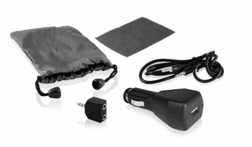 Ematic 5-In-1 Universal Accessory Kit for iPod//iPad and MP3 Players EA315