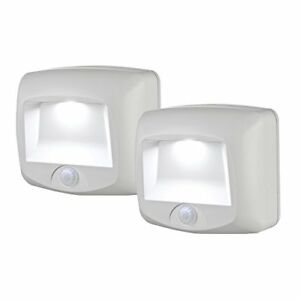 New Battery Operated Indoor Outdoor Motion Sensing Led