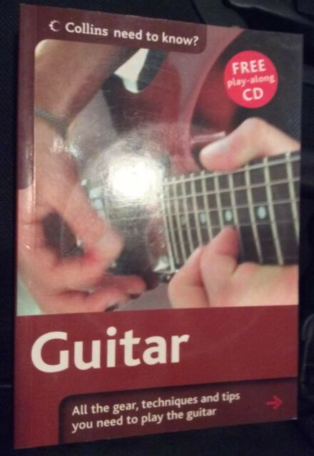 Guitar (Collins Need to Know?) by Harrison, David Paperback Book The Cheap Fast