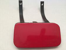 PEUGEOT 306 REAR BUMPER TOWING HOOK EYE COVER CAP RED  9624326677 (R47)