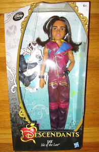 Details about DISNEY DESCENDANTS JAY DOLL DISNEY STORE EXCLUSIVE ISLE OF  THE LOST SIGNATURE