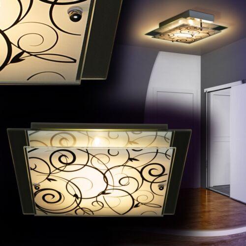 Deckenleuchte Leuchte Deckenstrahler Glas Deckenlampe Leuchten Flurlampe Spots