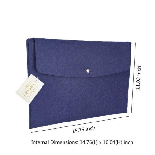 Slim Envelope Felt Laptop Sleeve Case PC Cover for 10//11//12//13//14//15//16//17/'/' PC