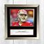 JIMMY-GAROPPOLO-NFL-San-Francisco-49ers-ENCADREE-NON-encadre-signe-Poster-10-034-x-10-034 miniature 3