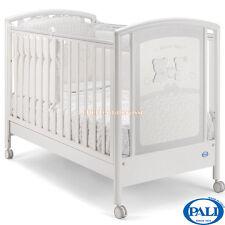 Lettino Pali Maison Bebè grigio - lettini per bimbi infanzia bimbo