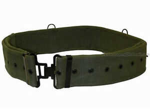 58 Pattern British Army Surplus Webbing Combat Gear Belt PLCE US Cadet TA UK New