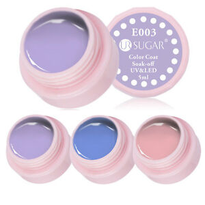 3 Colors Uv Gel Nail Art Nagellack Acryl Tipps Dekoration Diy Rosa