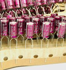 10pcs 100uf 16v Radial Electrolytic Capacitors 16v100uf Elna R2O For Audio