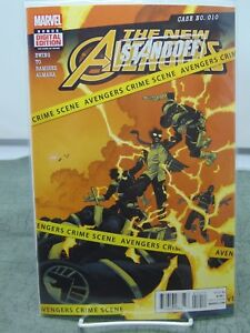 New-Avengers-Standoff-10-Marvel-Comics-vf-nm-CB1614