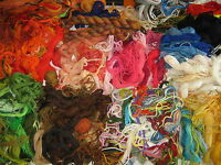 5 Pounds Persian Needlepoint Or Crewel Needlepoint Yarn Fantastic Junk Lot