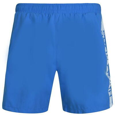 Hugo Boss BOSS 2018 Headlo Jog Shorts BNWT NEW Navy Blue Size Medium