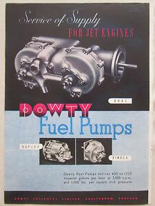 6//1947 PUB EXIDE AIRCRAFT BATTERIES HANDLEY PAGE HALTON BOAC ORIGINAL AD
