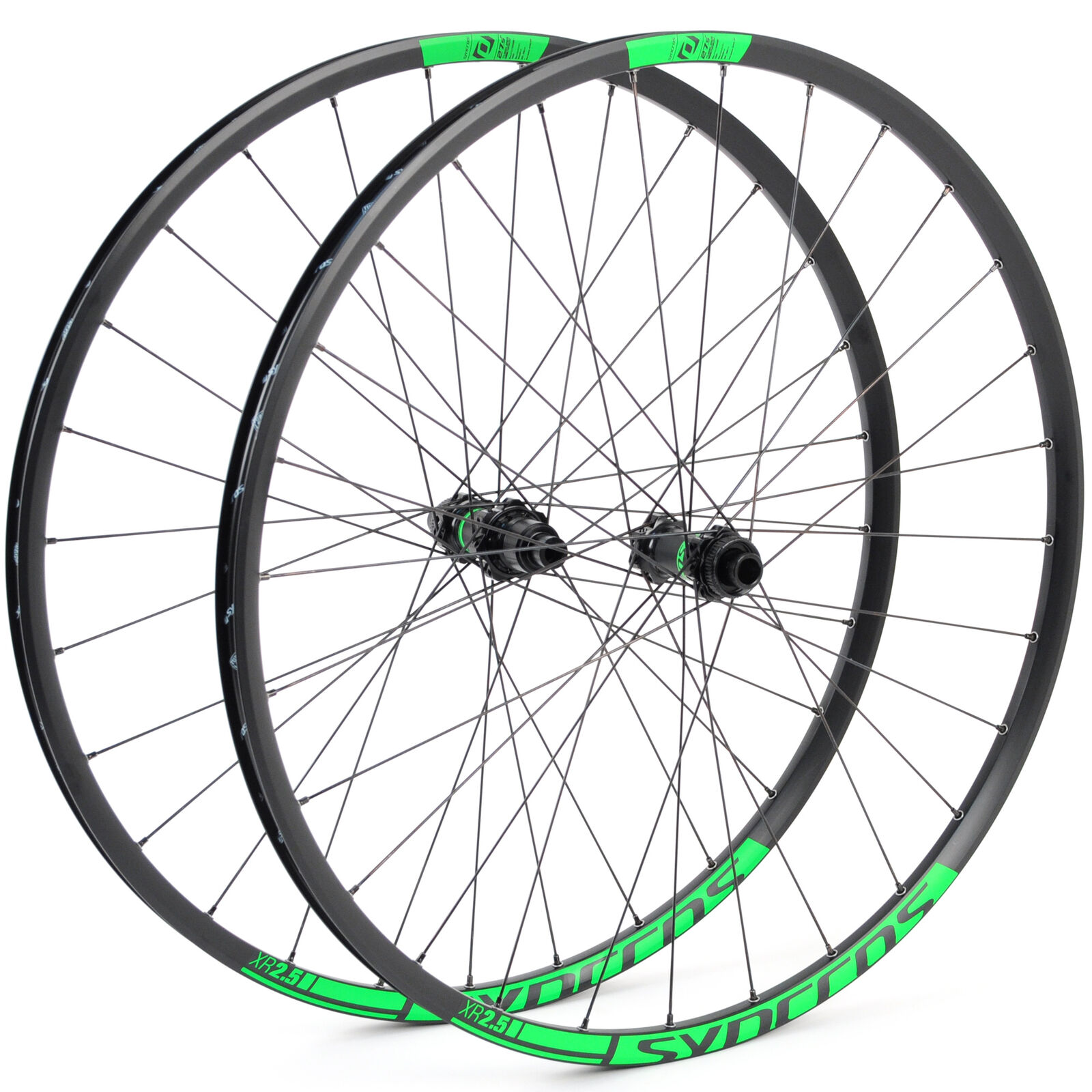 DT Swiss Syncros XR2.5 27.5  Mountain Bike TLR Wheelset    15x100mm    12x142mm